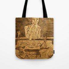 mind at work  Tote Bag