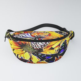 Insect Models: Beautiful Butterflies 04-01 Fanny Pack