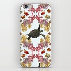 Coral Diamonds iPhone & iPod Skin