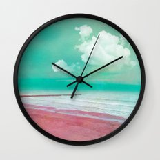 BEACHSCAPE Wall Clock