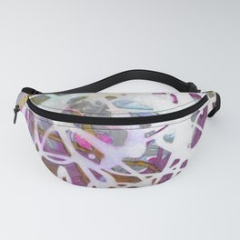 Breaking Through Fanny Pack