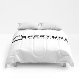 Aperture Laboratories Comforters