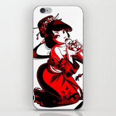 Geisha Design iPhone & iPod Skin