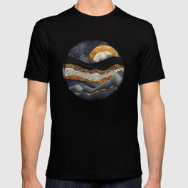 Metallic Mountains T-shirt