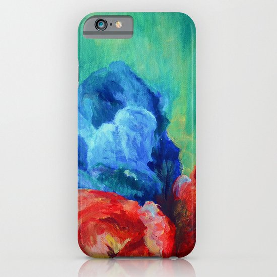 Seattle Tulips iPhone & iPod Case
