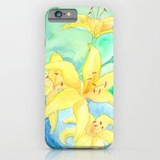 Lilies iPhone 6s Slim Case
