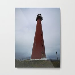 Andenes Lighthouse Metal Print