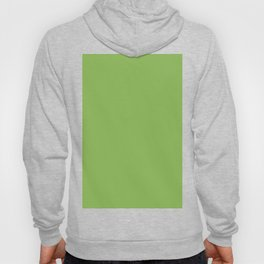 GREENERY PANTONE 15-0343 Green Hoody