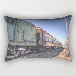 Last Stop Rectangular Pillow