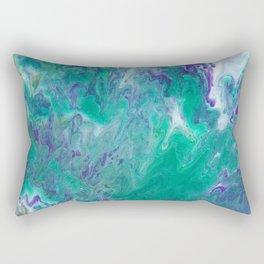 Abstract No. 465 Rectangular Pillow