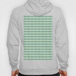 Dotted Lines Stripes Seamless Pattern Hoody
