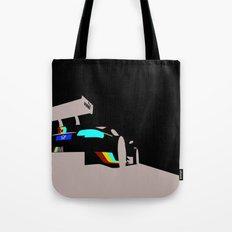 M3 DTM Tote Bag