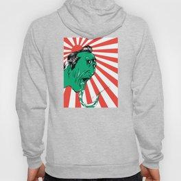 Green Yokai Hoody