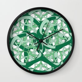 Embarrassed by Freddi Jr Wall Clock