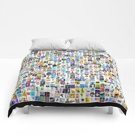 DrawSomethings 333 Comforters