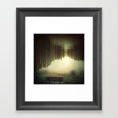 A Moment of Consciousness  Framed Art Print
