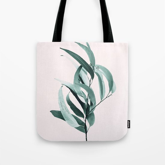 Eucalyptus II - Australian gum tree Tote Bag