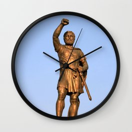 Skopje XI Wall Clock