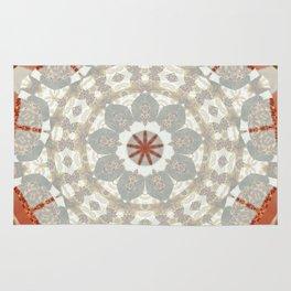 Fractal Carpet Mandala 41 Rug
