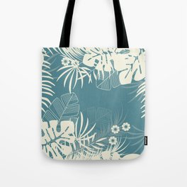 Tropical pattern 047 Tote Bag