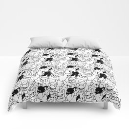 Oh French Bulldog Comforters