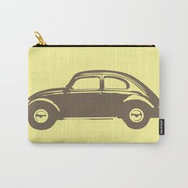 Old-fashioned Beetle car Carry-All Pouch