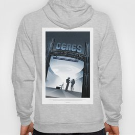 Ceres - NASA Space Travel Posters Hoody