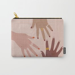 Love Is A Superpower Carry-All Pouch