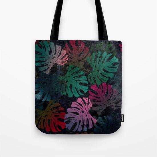 Dark tropics Tote Bag