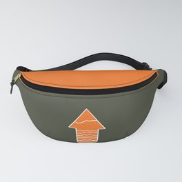 TAKE A H/KE Fanny Pack