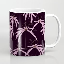 Floral darwing Pattern design by #MahsaWatercolor Coffee Mug