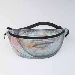 John Mayer - A Face To Call Home Fanny Pack