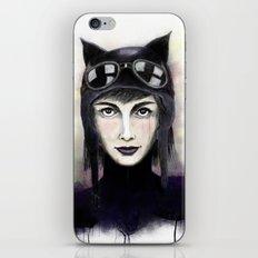Catwoman #1 iPhone & iPod Skin
