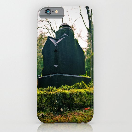 Graveyard green iPhone & iPod Case