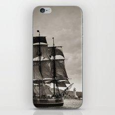 Atlantic Bound iPhone & iPod Skin