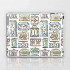 Tea Tins Laptop & iPad Skin