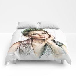Jennifer Lawrence Comforters