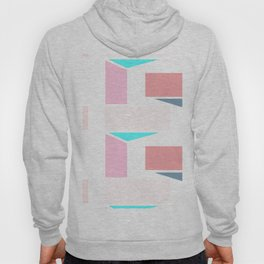 Fragments shapes cells Hoody