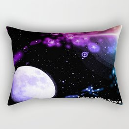 Take a little Space [Version 2] Rectangular Pillow