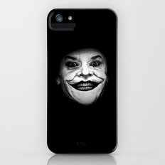 Jack Nicholson as The Joker - Pencil Sketch Style iPhone (5, 5s) Slim Case