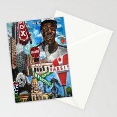 parts of atlanta Stationery Cards