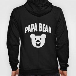 Papa Bear Hoody