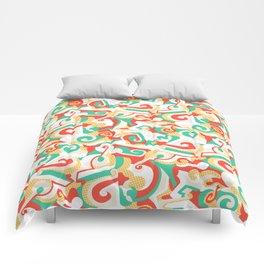 Fraktur Comforters