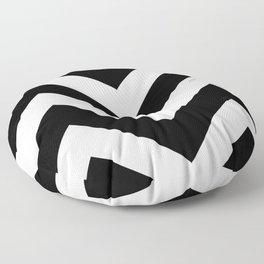 ZigZag Floor Pillow