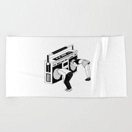 Radiohead Beach Towel