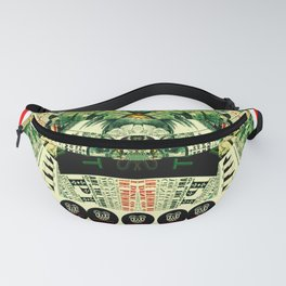 In The Next Life Bears Flee Target Market Fanny Pack