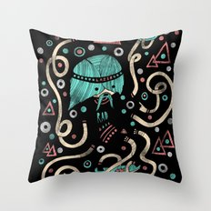 RAD Throw Pillow