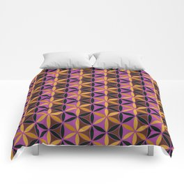 Flower of Life Pattern 13 Comforters