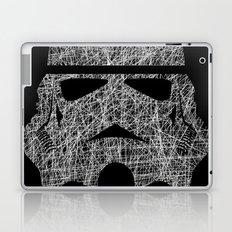 Lines of Trooper Laptop & iPad Skin