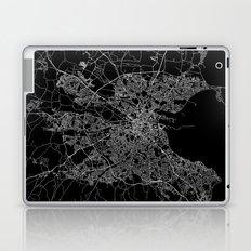 Dublin map Laptop & iPad Skin